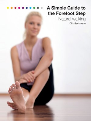 cover image of A Simple Guide to the Forefoot Step